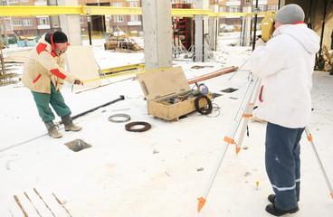 Профессиональная экспертиза бетонного пола