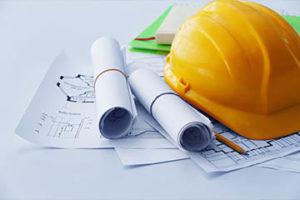 Проведение проверки зданий и различных элементов